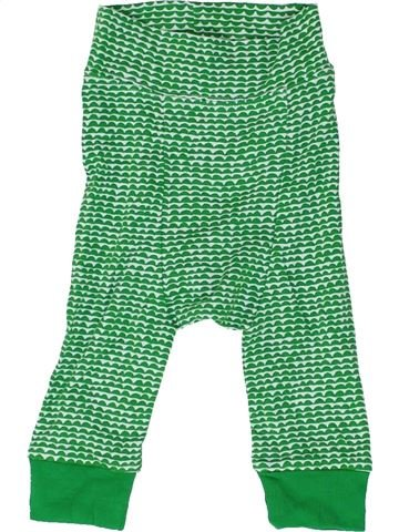 Sarouel garçon MARIMEKKO vert 6 mois été #1487324_1