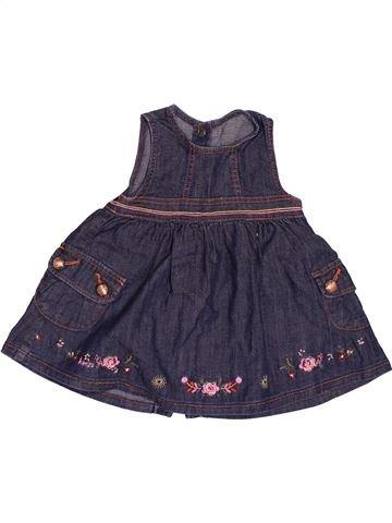 Robe fille GENERATION Z bleu 6 mois hiver #1487465_1