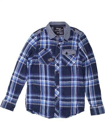 Camisa de manga larga niño PRIMARK azul 9 años invierno #1487805_1