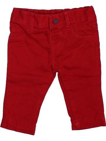 Pantalón niño JASPER CONRAN rojo 3 meses invierno #1487852_1