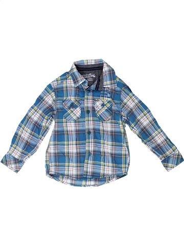 Chemise manches longues garçon OSH KOCH B'GOSH bleu 3 ans hiver #1487882_1