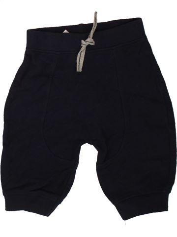 Pantalón niño BABY negro 6 meses invierno #1487986_1