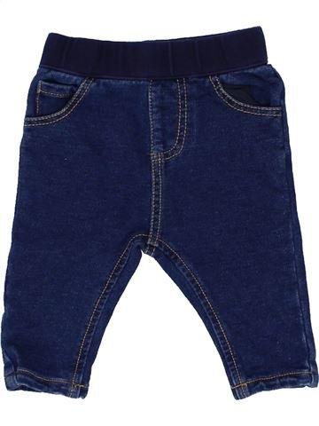Pantalon garçon MAMAS & PAPAS bleu 3 mois hiver #1488173_1