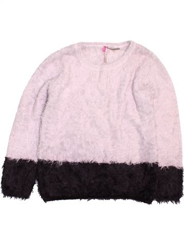 Pull fille ORCHESTRA marron 10 ans hiver #1488653_1