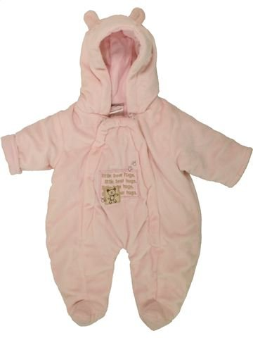 Combi-Pilote fille JUST TOO CUTE beige naissance hiver #1488707_1