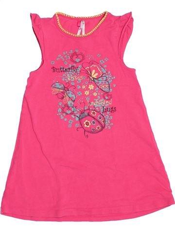Robe fille ORCHESTRA rose 4 ans été #1489004_1