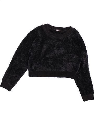 Pull fille RIVER ISLAND noir 4 ans hiver #1489609_1