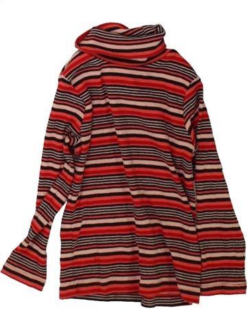 T-shirt col roulé fille NEXT marron 2 ans hiver #1489666_1