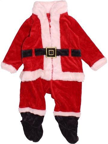 Robe de chambre garçon MOTHERCARE rouge 9 mois hiver #1489773_1