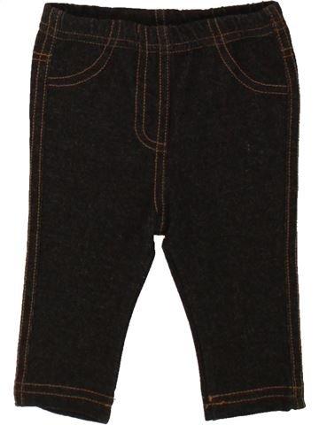 Legging fille M&CO noir 6 mois hiver #1489810_1