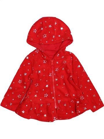 Chaleco niña DUNNES STORES rojo 12 meses invierno #1489938_1