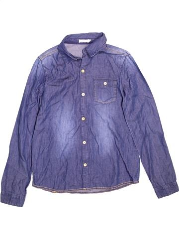 Camisa de manga larga niño EPOP azul 14 años invierno #1489964_1