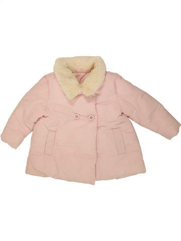 Abrigo niña NEXT rosa 12 meses invierno #1490119_1