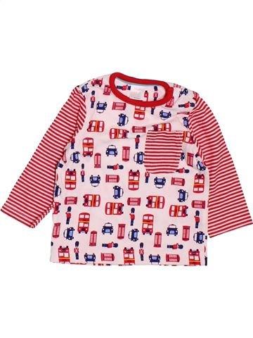 T-shirt manches longues garçon MINI CLUB rose 3 mois hiver #1490310_1