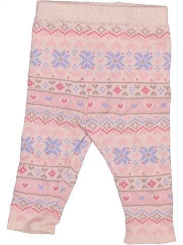 Pantalon fille PRIMARK rose 6 mois hiver #1490474_1
