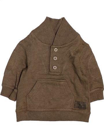 Sudadera niño CHEROKEE marrón 6 meses invierno #1490530_1