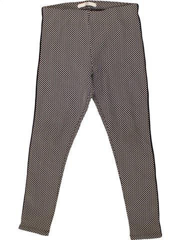 Legging fille MARKS & SPENCER gris 7 ans hiver #1490602_1