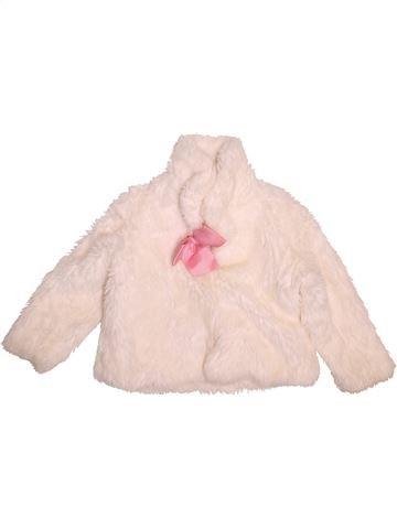 Manteau fille NEXT blanc 4 ans hiver #1490706_1