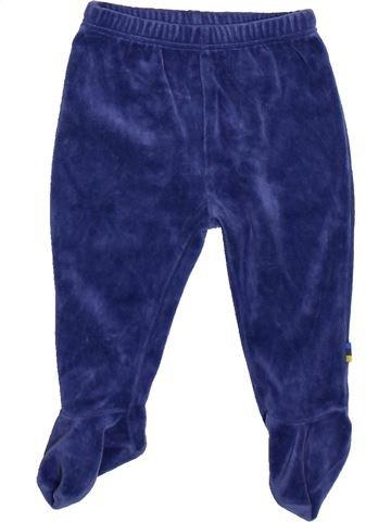 Pantalon garçon COOCHICOO bleu 6 mois hiver #1490741_1