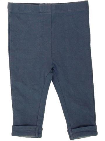 Legging fille TU bleu 6 mois hiver #1490907_1
