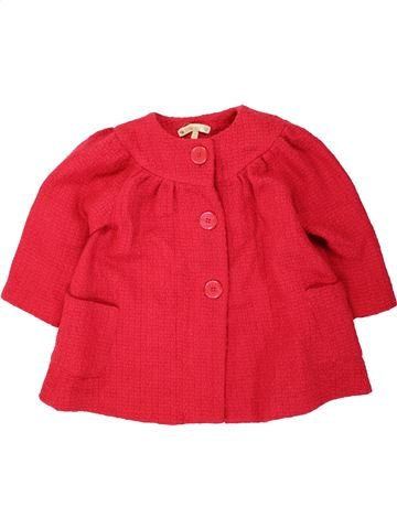 Manteau fille MOLLY & JAKE rouge 3 ans hiver #1490983_1