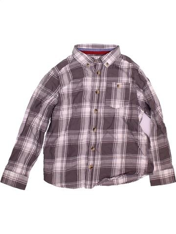 Chemise manches longues garçon MATALAN gris 7 ans hiver #1491029_1