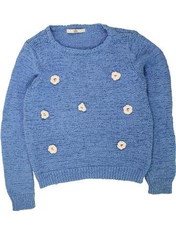 Pull fille MARKS & SPENCER bleu 13 ans hiver #1491054_1