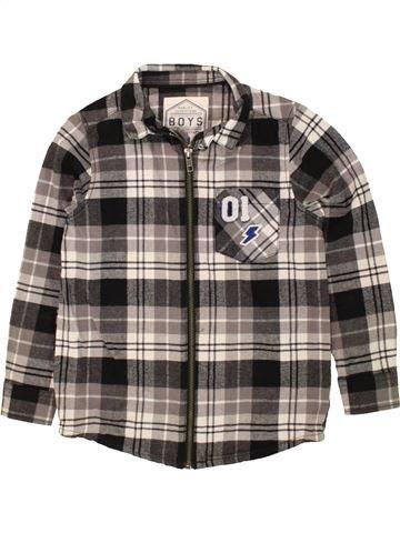 Camisa de manga larga niño BOYS gris 6 años invierno #1491163_1