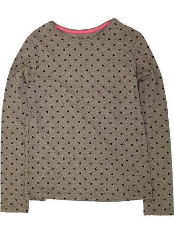 T-shirt manches longues fille PRIMARK marron 13 ans hiver #1491171_1