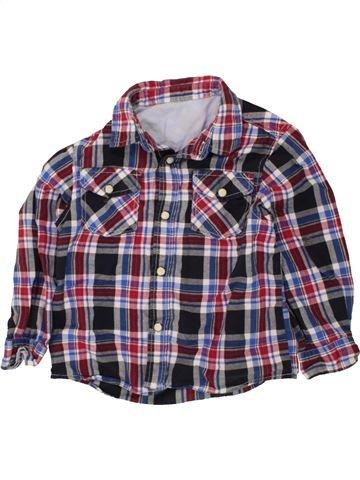 Camisa de manga larga niño DUNNES STORES gris 3 años invierno #1491264_1