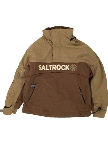 Blouson garçon SALTROCK marron 3 ans hiver #1491295_1