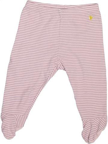 Pantalon garçon OKAIDI rose 9 mois été #1491368_1