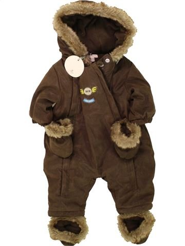 Mono-polar niño ABSORBA marrón 1 mes invierno #1491537_1