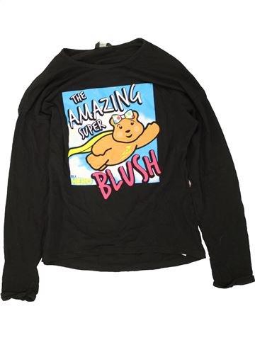 Camiseta de manga larga niño GEORGE negro 14 años invierno #1491550_1