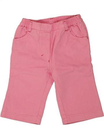 Pantalón niña CHICCO rosa 6 meses invierno #1491807_1
