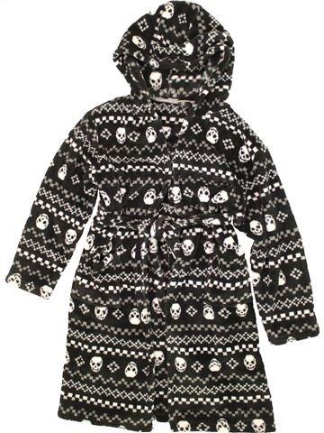 Robe de chambre garçon MATALAN noir 11 ans hiver #1491880_1