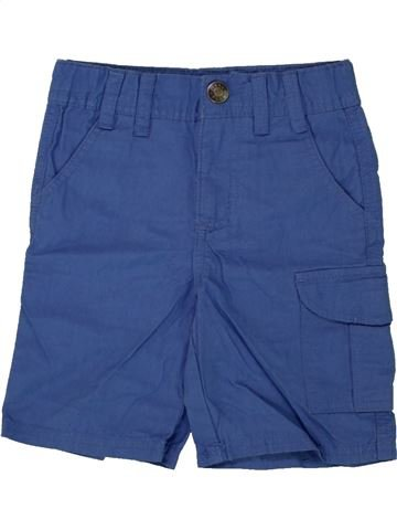 Short-Bermudas niño IMPIDIMPI azul 18 meses verano #1492124_1