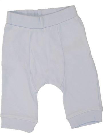 Pantalon garçon ERGEE blanc 6 mois été #1492493_1
