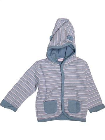 Sudadera niño NOUKIE'S azul 6 meses invierno #1492503_1