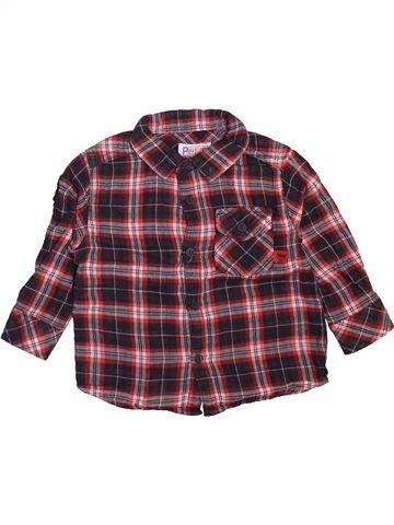Camisa de manga larga niño LA COMPAGNIE DES PETITS marrón 12 meses invierno #1492529_1