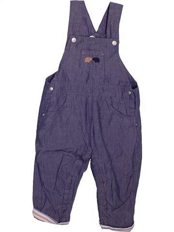Salopette garçon OKAIDI violet 9 mois hiver #1492536_1