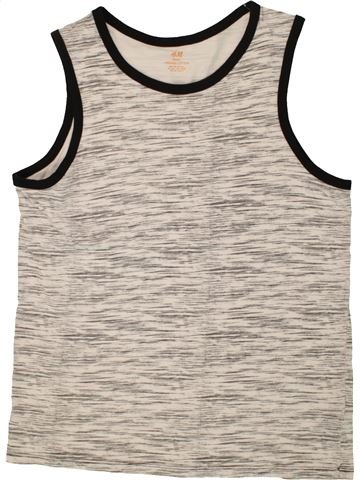 Top - Camiseta de tirantes niño H&M gris 14 años verano #1492646_1