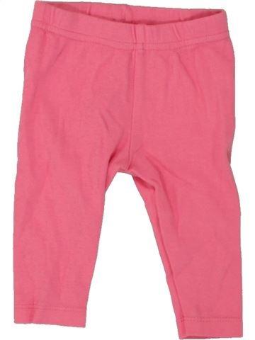 Pantalón niña PEP&CO rosa 6 meses invierno #1492810_1