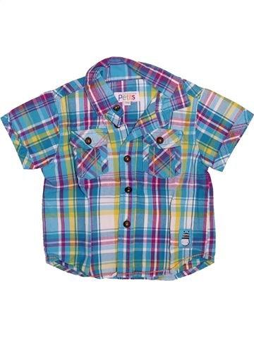 Camisa de manga corta niño LA COMPAGNIE DES PETITS azul 18 meses verano #1492823_1