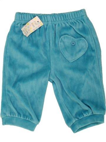 Pantalon fille F&F bleu 3 mois hiver #1492867_1