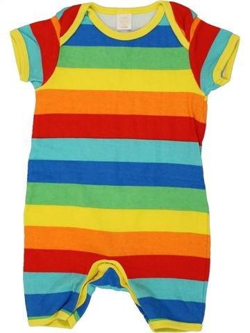 Combinación corta niño MINI CLUB azul 9 meses verano #1493091_1
