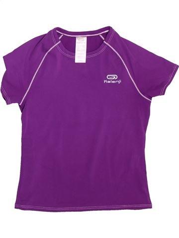 Sportswear fille KALENJI violet 6 ans été #1493124_1