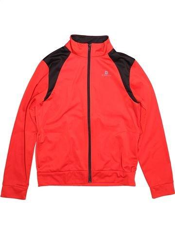 Ropa deportiva niño DOMYOS rojo 14 años invierno #1493140_1