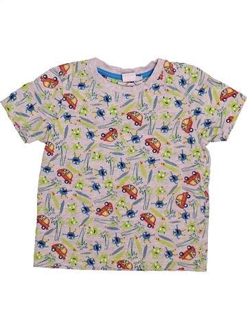 Camiseta de manga corta niño MINI CLUB gris 2 años verano #1493165_1