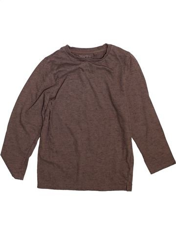 Camiseta de manga larga niño NEXT marrón 7 años invierno #1493170_1